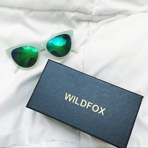 Wildfox Le Femme Sunglasses + Rare Box!